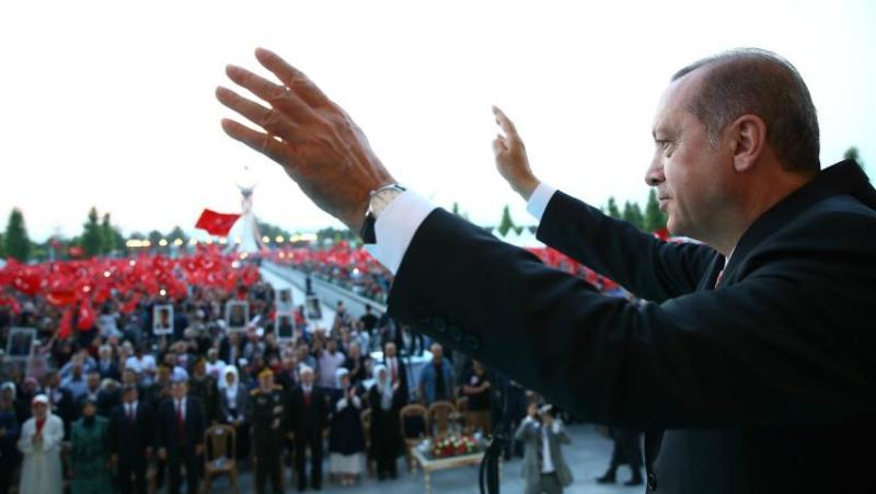 Presiden Turki Recep Tayyip Erdogan. (Foto: AFP)