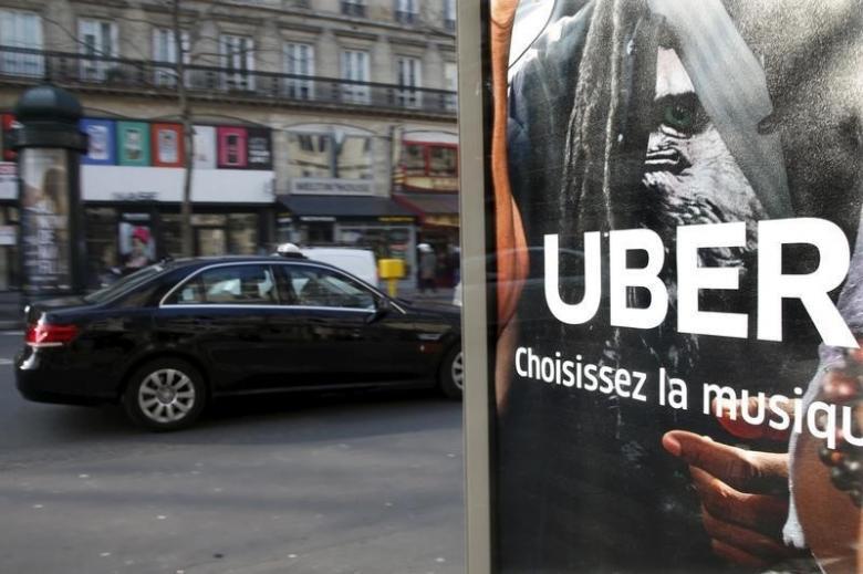 Keren! Bangkit dari Kasus, Uber Bermitra dengan Produsen Mobil Terkenal