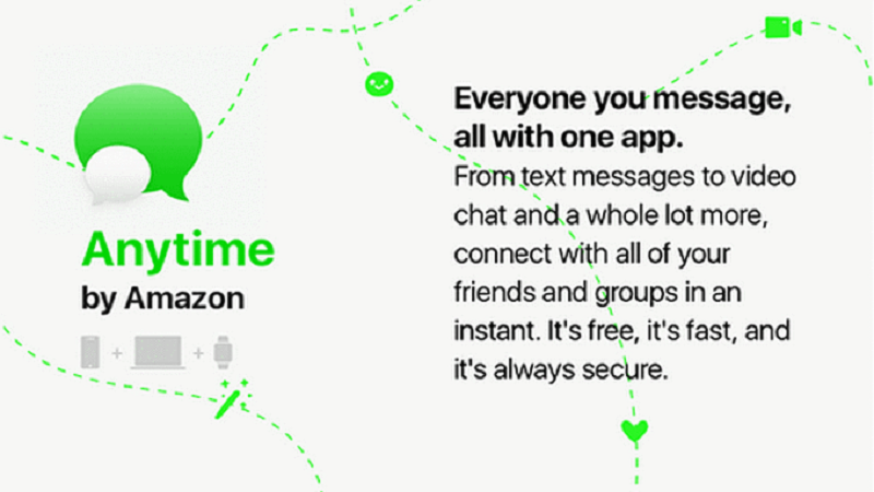 Amazon Siap Rambah Bisnis Aplikasi Chatting?