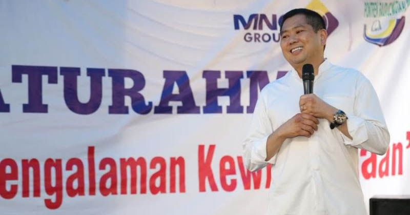 Ketum Perindo Hary Tanoe Dikriminalisasi, Netizen: Prihatin dengan Penegakan Hukum