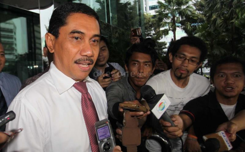 Kepala BNPT Komjen Suhardi Alius (Foto: Okezone)