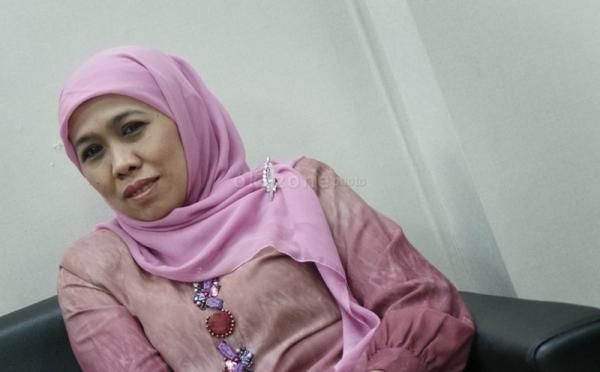 Mensos Khofifah Indar Parawansa (Foto: Okezone)