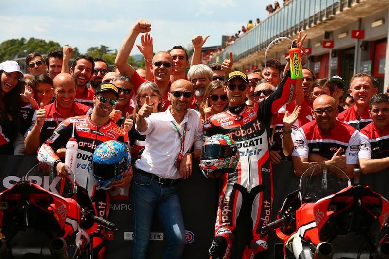 CEO Ducati Ungkap Penyebab World Superbike Kini Kalah Pamor dengan MotoGP