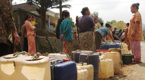 Telaga Mengering, Begini Perjuangan Warga Gunungkidul Dapatkan Air Bersih