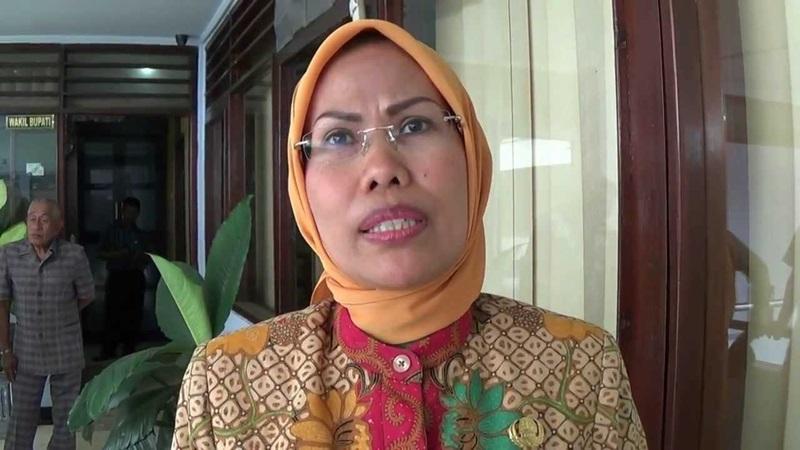 Bupati Serang Ratu Tatu Chasanah (Foto: Ist)