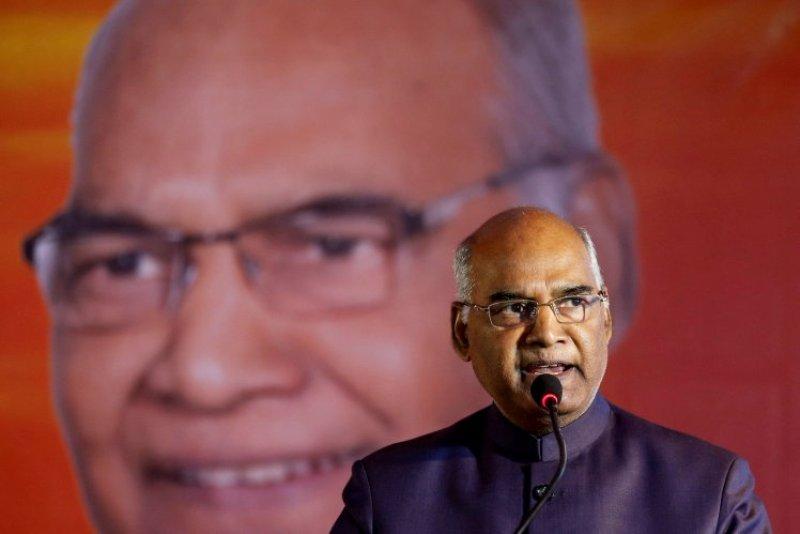 Ram Nath Kovind menjadi favorit kuat calon Presiden India berikutnya. (Foto: Reuters)