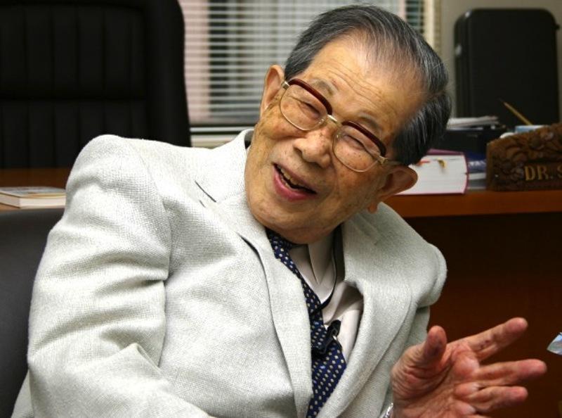 Dokter Shigeaki Hinohara. (Foto: Japan Daily Press)