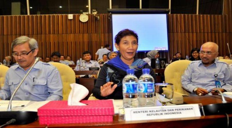 China Anggap Perubahan Nama Natuna Utara Tak Berarti, Menteri Susi: Itu Laut Kita!