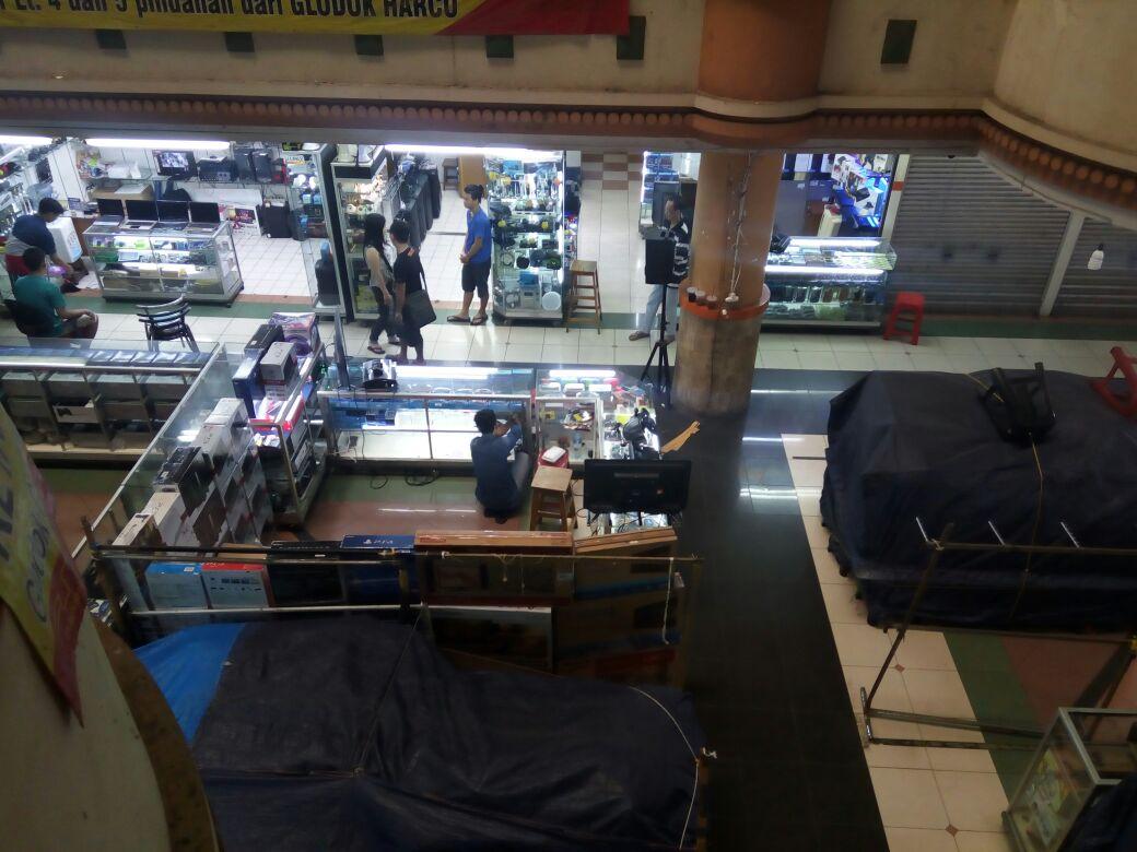 Glodok Sepi Gara-Gara Penjualan Elektronik Kian Tidak Bergairah!