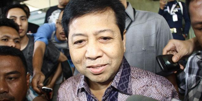 Ketua DPR RI Setya Novanto