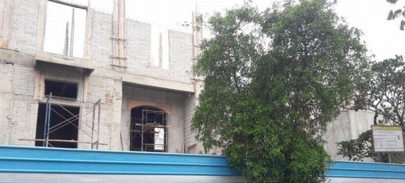 Revitalisasi rumah menteng (Foto: Achmad/Okezone)