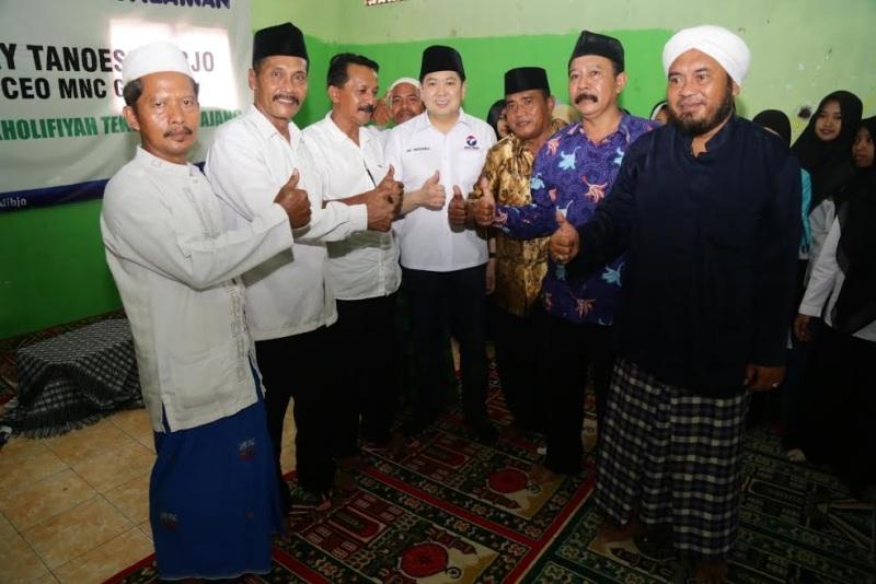 Dekat dengan Ulama, Hary Tanoe Dinilai Layak Jadi Tokoh Pejuang Kebhinekaan