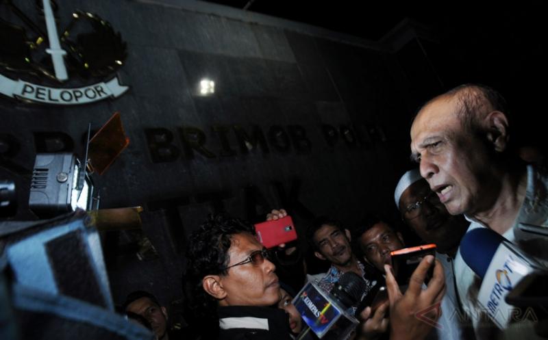 7 Bulan Berlalu, Apa Kabar Kasus Makar yang Menjerat Purnawirawan dan Aktivis 212?