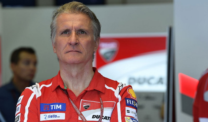 Ciabatti: Ducati Juara Dunia Dalam Waktu Dekat adalah Target Realistis