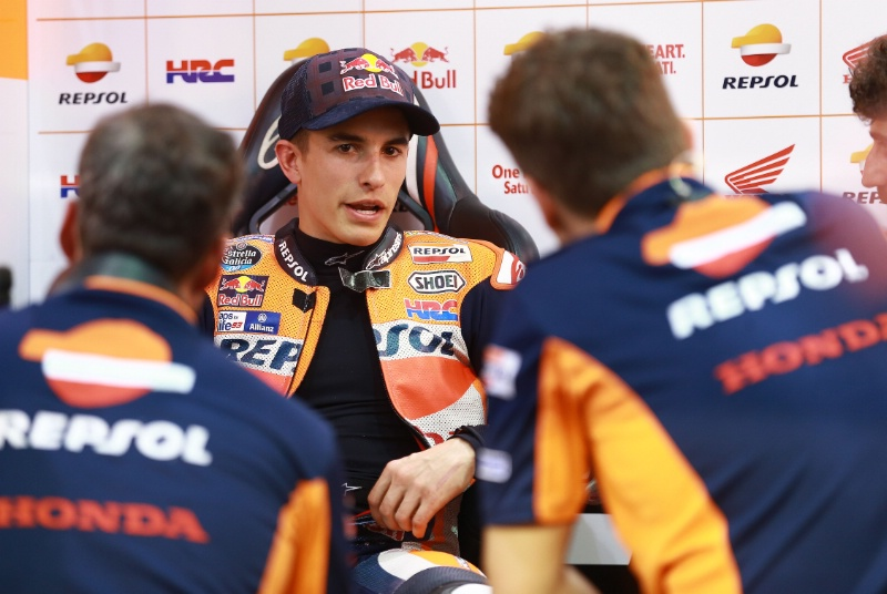 Target Pertahankan Gelar Juara Dunia, Marc Marquez Bidik 2 Kemenangan di Paruh Kedua MotoGP 2017