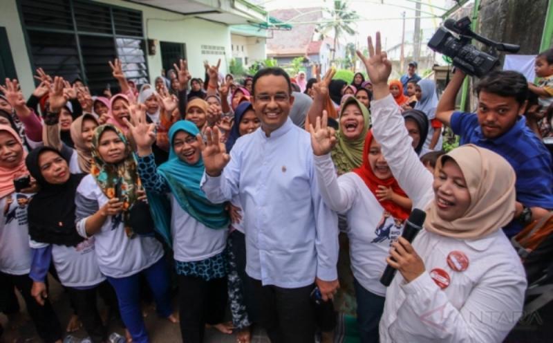 Usai Bertemu Sri Sultan, Anies Sowan ke Pengurus Muhammadiyah dan Kunjungi Bantaran Kali