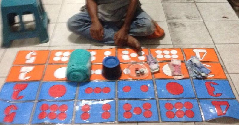 2 Bulan Beroperasi, Penjual Togel Ini Kantongi Jutaan Rupiah