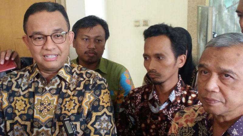 Anies Akan Ajak Muhammadiyah untuk Bangun Jakarta