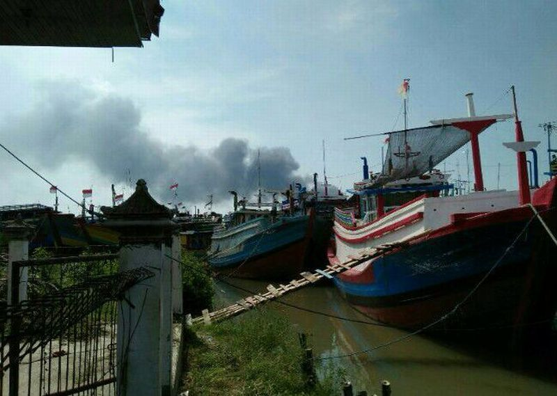Gratis dan Aman, Alasan Kapal dari Berbagai Daerah Bersandar di Pati