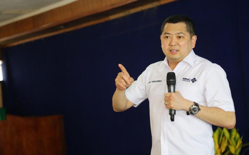 Hary Tanoe Dikenal Sosok yang Berwibawa & Memiliki Cita-Cita Membangun Indonesia
