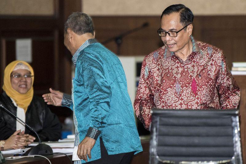 2 Mantan Pejabat Kemendagri Hari Ini Menghadapi Vonis Korupsi E-KTP