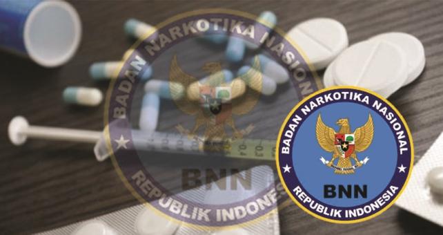 BNN: Indonesia Pangsa Narkoba Terbesar di Asia