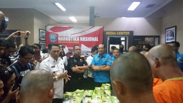 GAWAT! 50% Peredaran Narkoba di Indonesia Dikendalikan dari Lapas