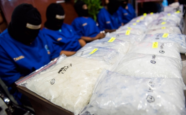 Ngeri! Sekjen Granat Sebut 200 Ton Sabu Akan Diselundupkan ke Indonesia