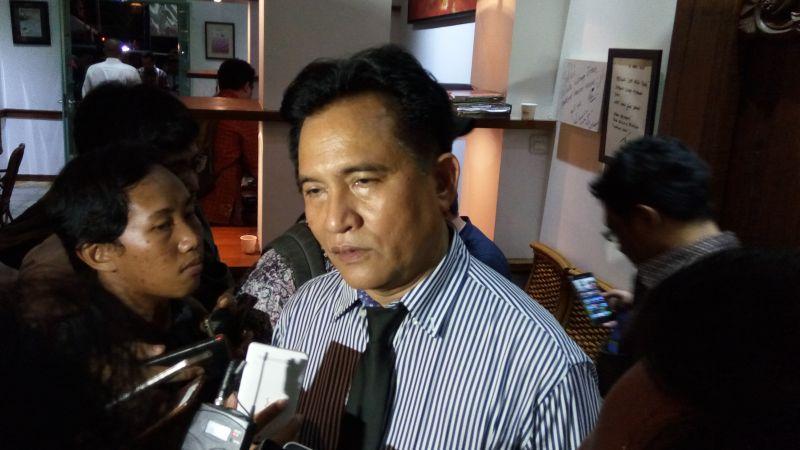 TOP NEWS (9): Rencana Gugat UU Pemilu ke MK, Yusril Ihza: Secepat Mungkin!