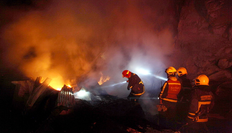 Kebakaran di Pondok Kelapa, Warga Rugi Puluhan Juta