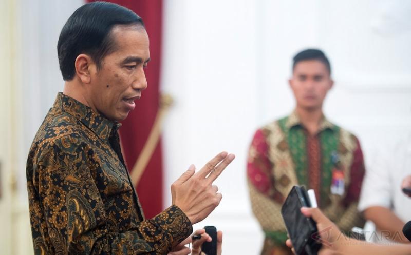 Di Hadapan Ribuan Anak, Presiden Jokowi Minta Bully Dihentikan
