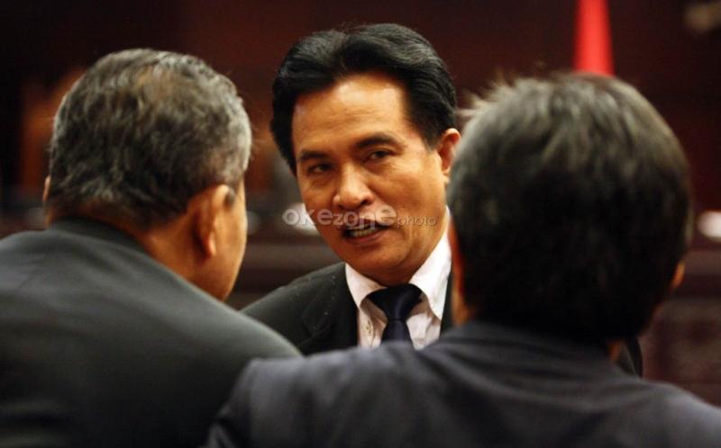 Yusril Pastikan Gugat UU Pemilu Setelah Ditandatangani Presiden Jokowi