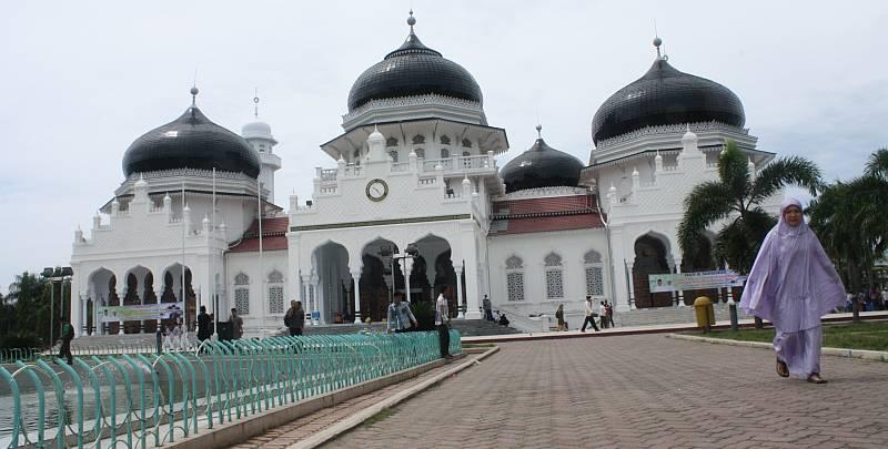 Ilustrasi wilayah Aceh. (Foto: Dokumentasi Okezone)