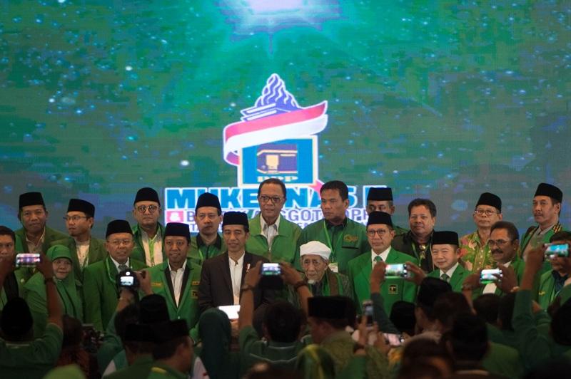 Romi Ppp Picture: Romi Beberkan Alasan PPP Usung Jokowi Di Pemilihan