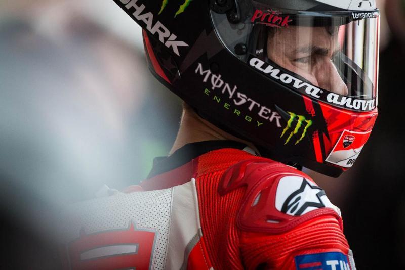 Jelang Paruh Musim, Lorenzo Harapkan Sesuatu yang Baru pada Ducati