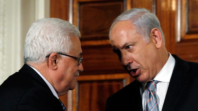 Presiden Palestina Mahmoud Abbas (kiri) dan PM Israel Benjamin Netanyahu (kanan). (Foto: Reuters)