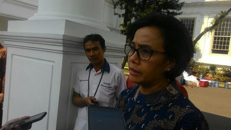 Usai Temui Mantan Bos, Sri Mulyani Lapor Perppu Keterbukaan Informasi Perpajakan ke Presiden