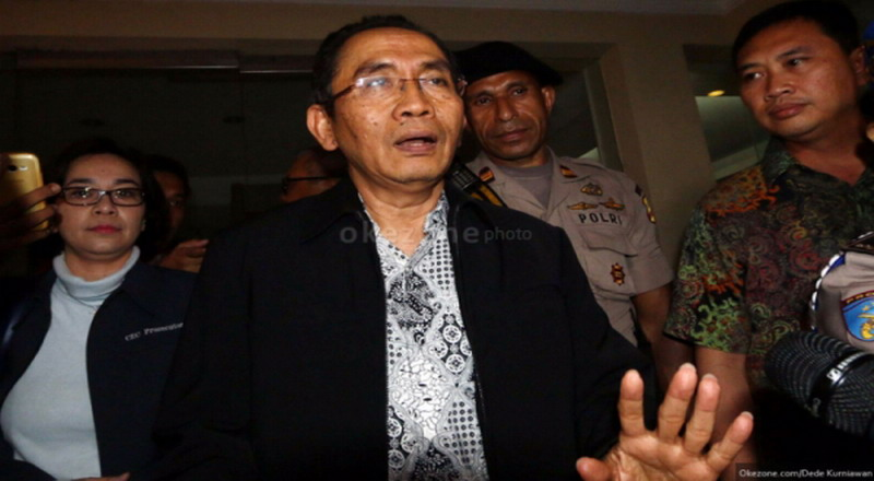 Eks Komisioner KPK Klarifikasi Tudingan Terima Uang Rp1 M dari Nazaruddin