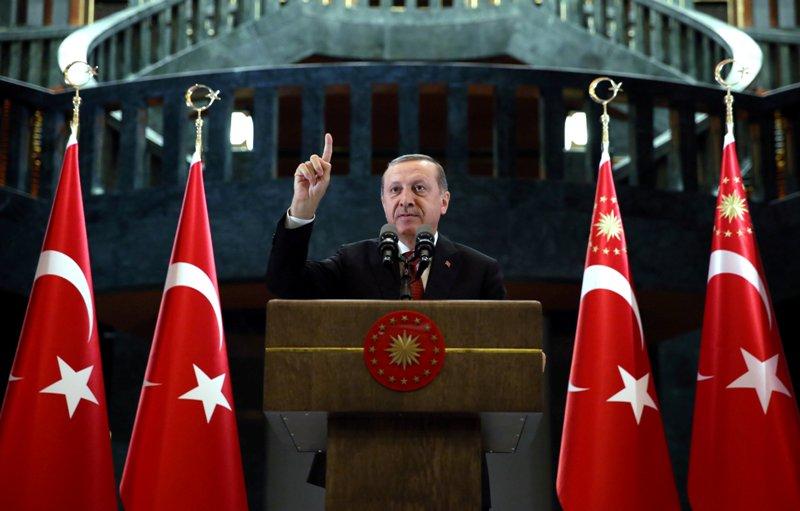 Erdogan: Israel Ingin Rebut Masjid Al Aqsa dari Muslim