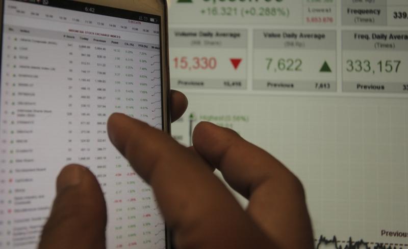 Data Diintip Pajak, Bagaimana Nasib Investor Saham Rp1 Juta?