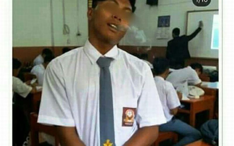 Siswa Merokok di Kelas, Kasudin Pendidikan Jakut: Kami Berharap Tidak Terulang Kejadian Serupa