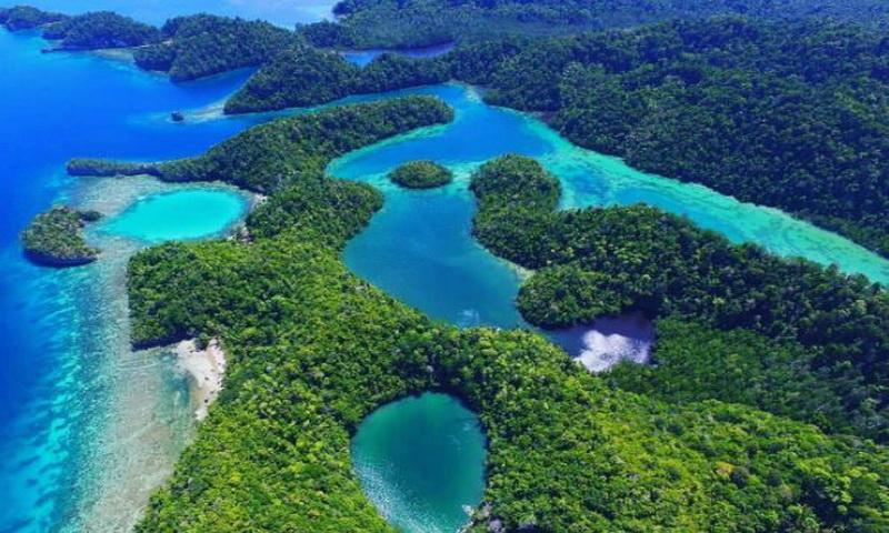 Festival Pesona Lipuku Ajang Pembuktian Kepulauan Togean Miniatur Raja Ampat Okezone Travel