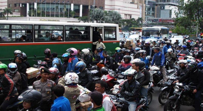 Pembangunan di Jakarta Buat Macet, JK: Bappenas Harus Belajar Manajemen Traffic