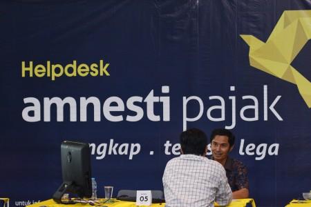 Tidak Ikut Tax Amnesty? Siap-Siap Diintai Ditjen Pajak