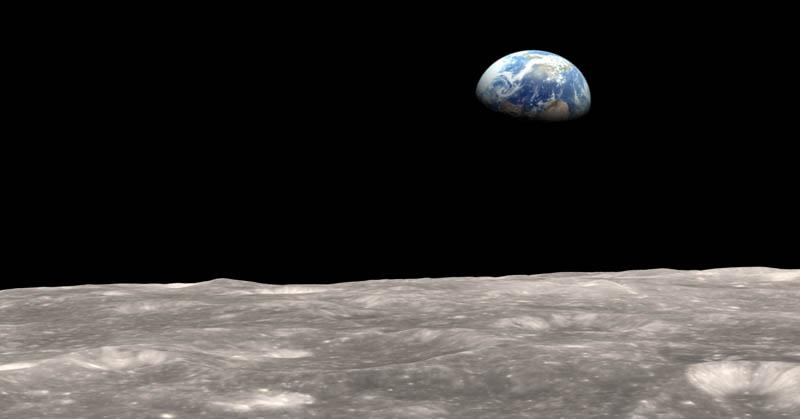 DO YOU KNOW: Waduh, Ternyata Bulan Menjauh 3,7 Cm Tiap Tahunnya dari Bumi