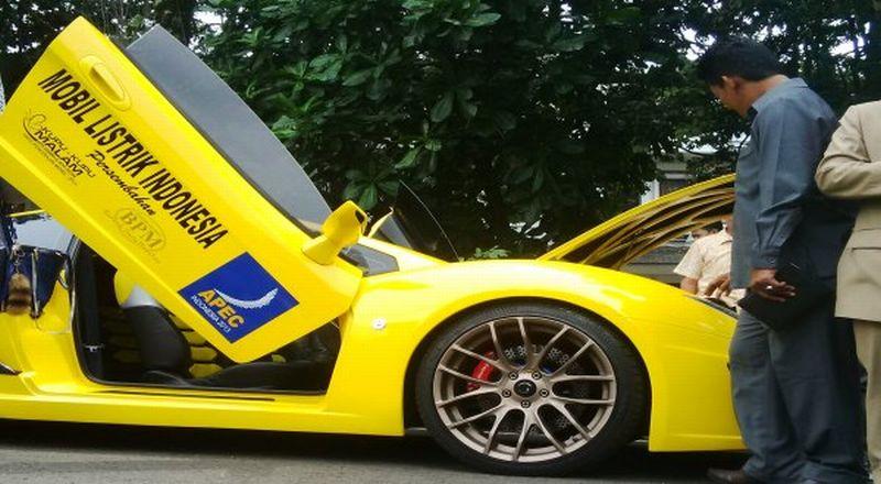 Wow Produksi Mobil Listrik Made In Indonesia Dimulai Pada 2020 Okezone Economy