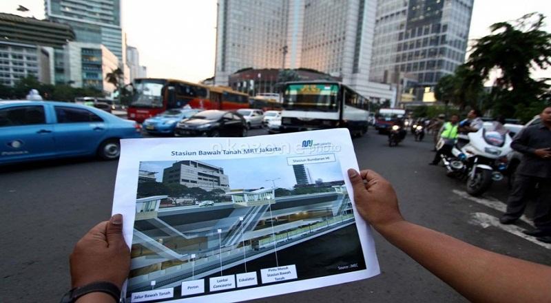 Canggih Proyek Mrt Jakarta Gunakan Sistem Persinyalan Cbtc