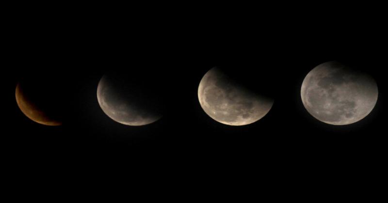 Hasil gambar untuk gerhana bulan