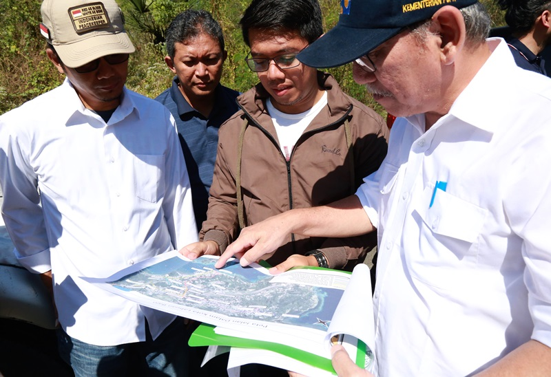 Dukung Penuh Pariwisata, BPIW Tinjau Sistem Konektivitas Menuju Kawasan Labuhan Bajo