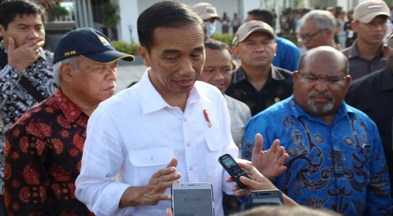 Gencar Bangun Infrastruktur, Jokowi: Untuk Persiapan Bersaing dengan Global!